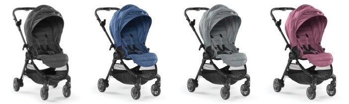 Baby Jogger City Tour LUX 2018 Colors