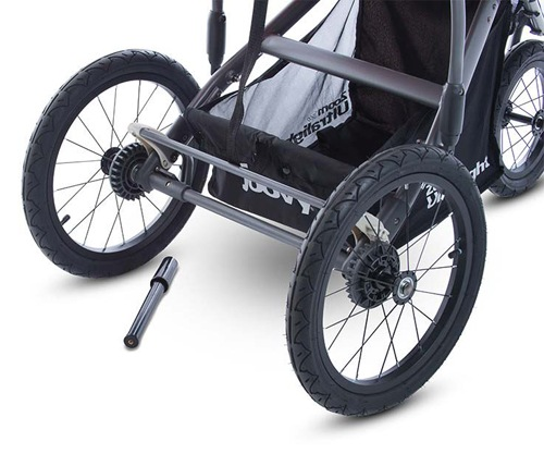 Joovy Zoom 360 Ultralight Wheels