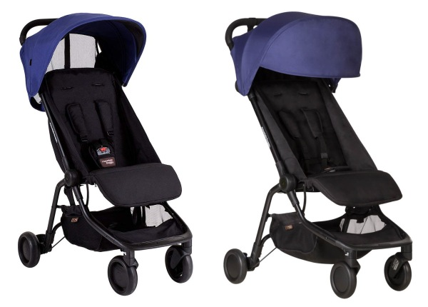 Mountain Buggy Nano 2015 vs 2016