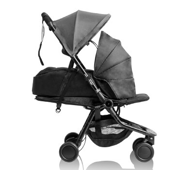 Mountain Buggy Nano For Newborn