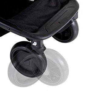 Mountain Buggy Nano Stroller Maneuverability