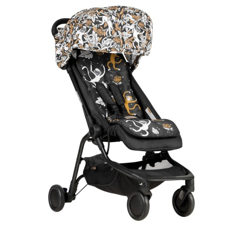 Mountain Buggy Nano Stroller Review