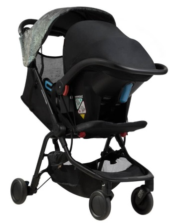 Mountain Buggy Nano Travel System