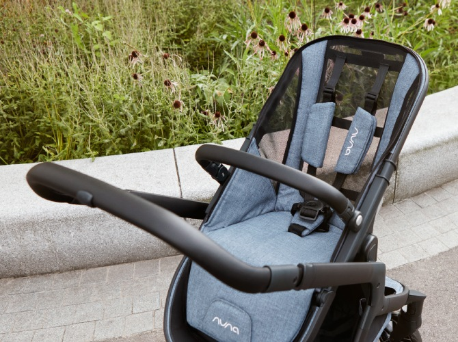 Nuna Demi Grow Removable Seat Liner