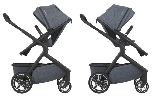 Nuna Demi Grow Reversible Seat