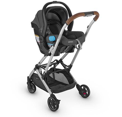 UPPAbaby MINU Car seat compatibility