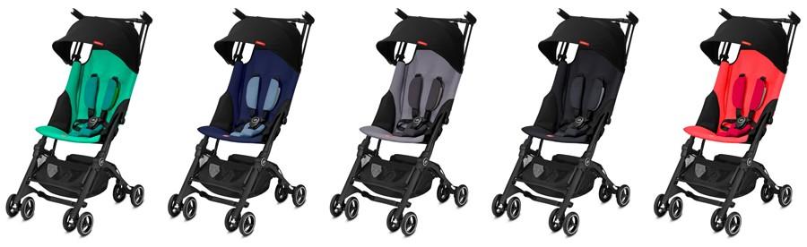 GB Pockit Plus Strollers