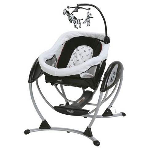 Graco DreamGlider Gliding Swing and Sleeper 5