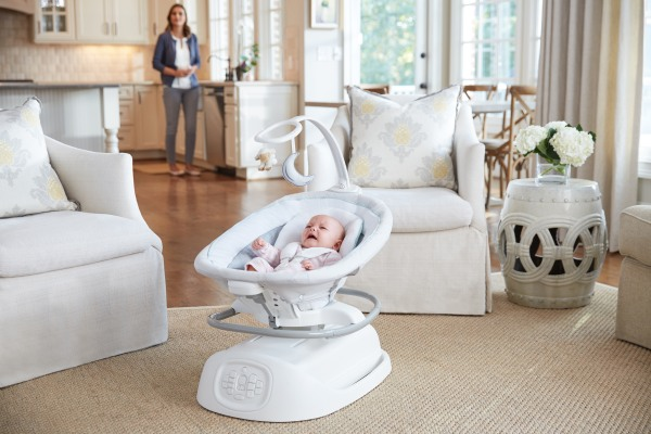 Graco Sense2Soothe Swing Cry Detection