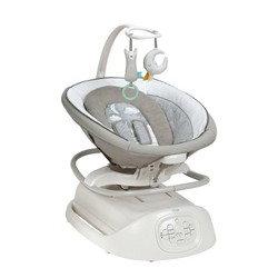 Graco Sense2Soothe Swing with Cry Detection Technology small