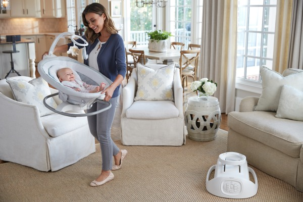Graco Sense2Soothe Swing and Rocker