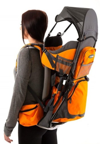 Luvdbaby Premium Baby Backpack Carrier for Hiking 3