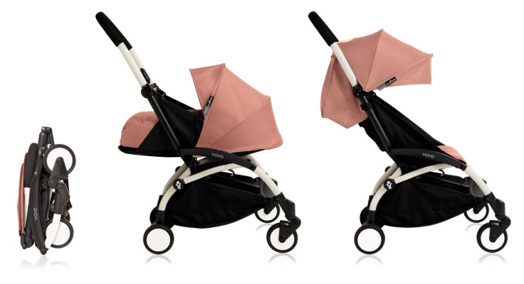 BABYZEN YOYO plus stroller review