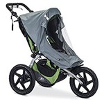 BOB Weather Shield for Single Fixed Wheel Jogging Strollers