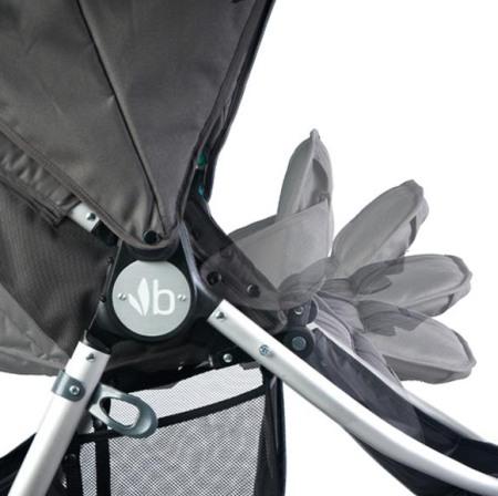 Bumbleride Indie Adjustable Footrest