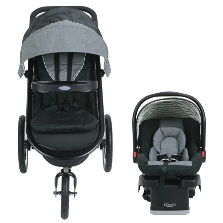 Graco FastAction Fold Jogger Car Seat Included