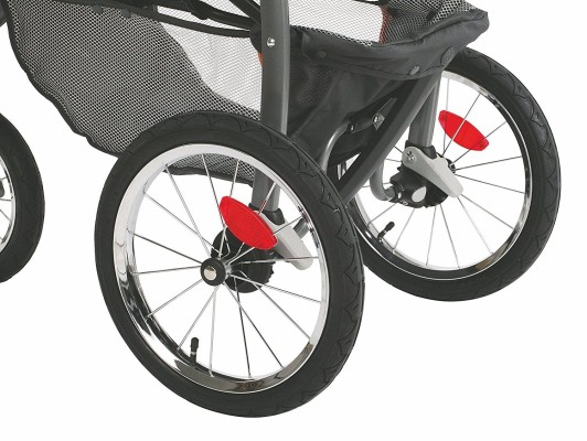 Graco FastAction Fold Jogger Wheels