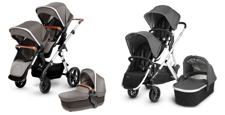 Silver Cross Wave vs Uppababy Vista