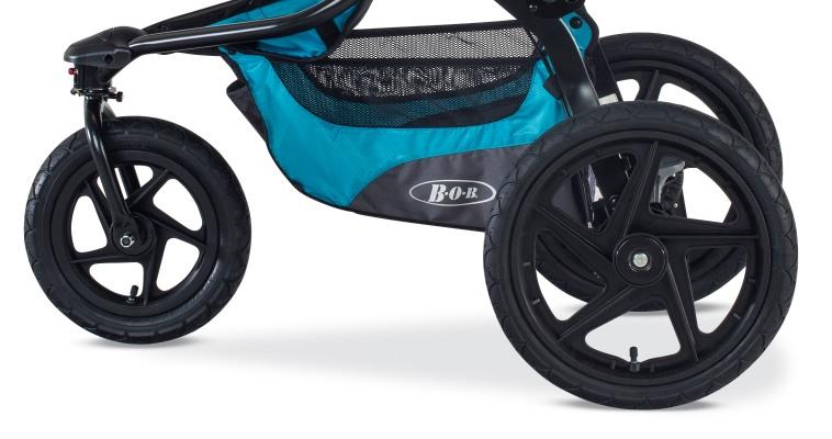 BOB Revolution PRO wheels