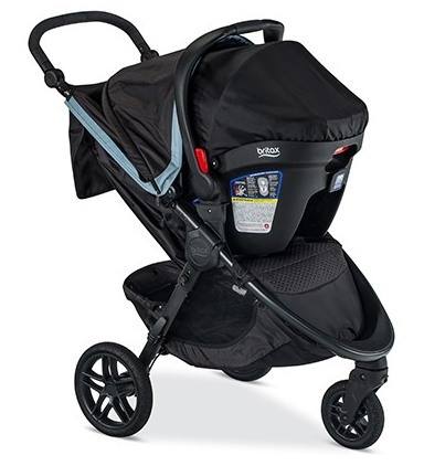 Britax B-Free Travel System Car Seat
