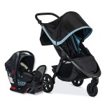 Britax B-Free Travel System small
