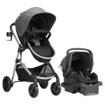 Evenflo Pivot Travel System small