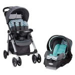 Evenflo Vive Travel System with Embrace small