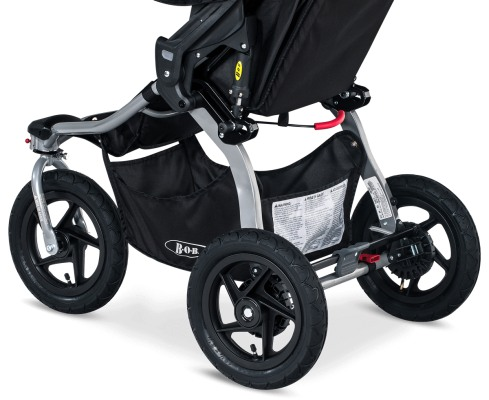 Bob Rambler Jogging Stroller Review