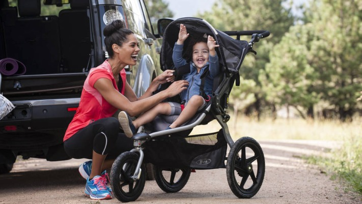 Bob Revolution Flex Jogging Stroller Review