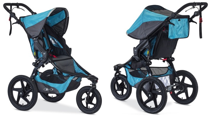 Bob Revolution Pro Jogging Stroller Review