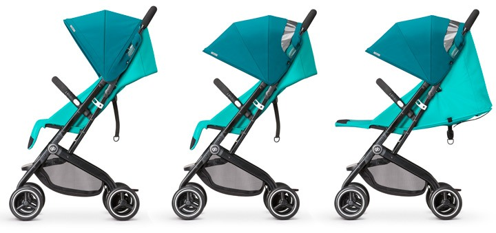 GB Qbit Plus Stroller Review