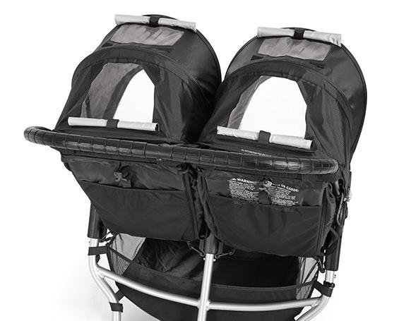Baby Jogger City Mini Double Canopy