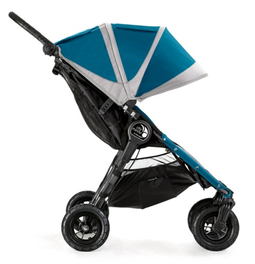 Baby Jogger City Mini Double Ease of Use