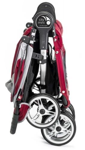 Baby Jogger City Mini Double Folded