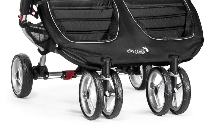 Baby Jogger City Mini Double Quality
