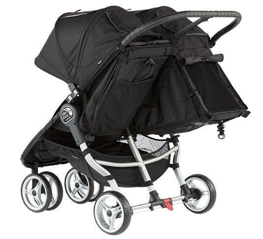 Baby Jogger City Mini Double Recline