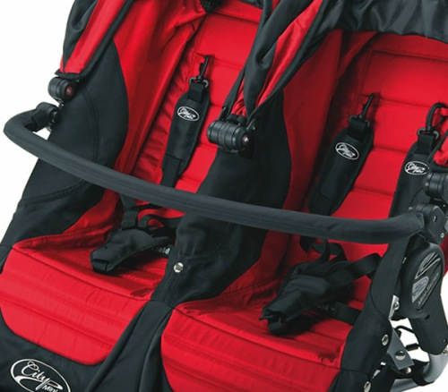 Baby Jogger City Mini Double Seats