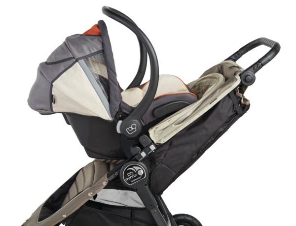 Baby Jogger City Mini GT 2018 Car Seat Adapter