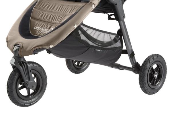 Baby Jogger City Mini GT 2018 Wheels