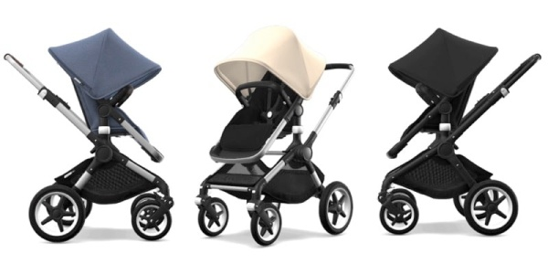 Bugaboo Fox 2018 Colors