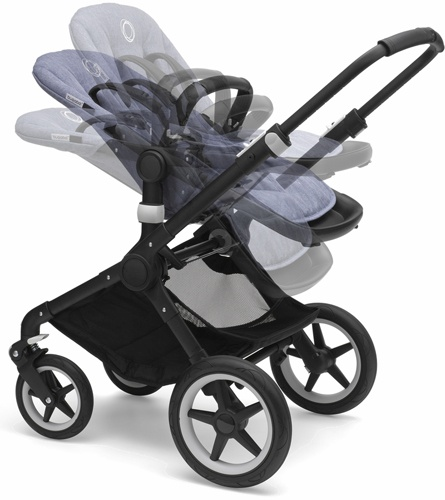 Bugaboo Fox 2018 Seat Regulation