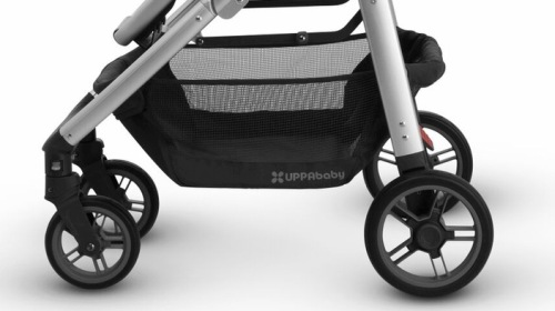 UPPAbaby Cruz Wheels and Brakes