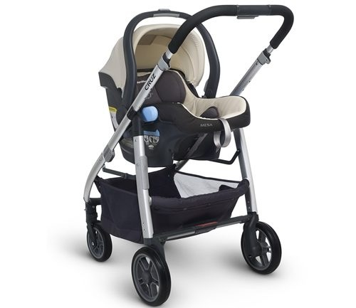 UPPAbaby Cruz with Car Seat