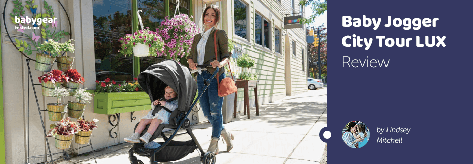 baby jogger city lux tour review