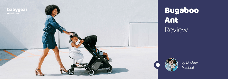 bugaboo ant babygeartested review