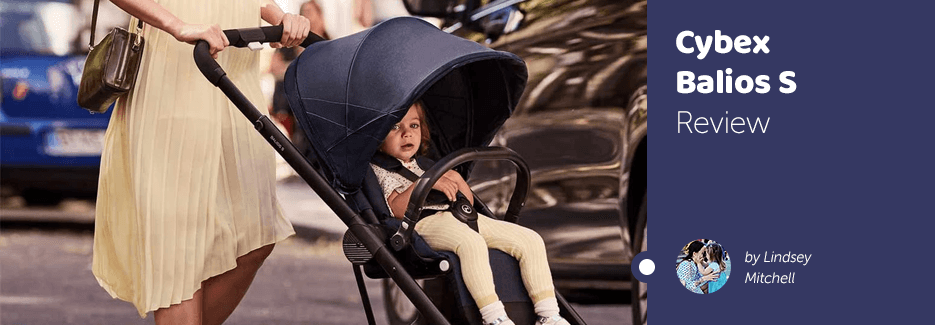 cybex balios s review babygeartested