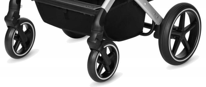 cybex balios s wheels
