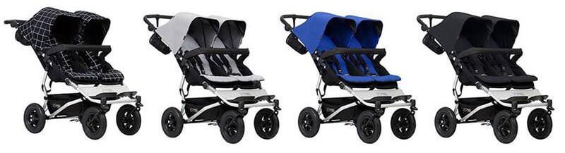 mountain buggy duet colors
