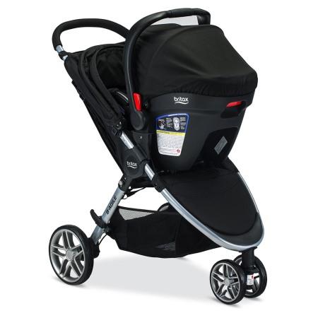 britax b-agile car seat