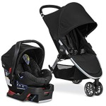 britax b-agile travel system small